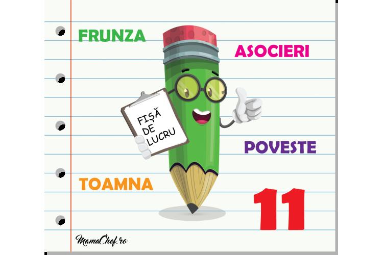 Fișă de activități - 11