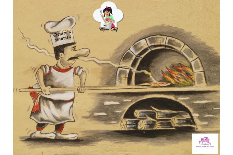 Eva și pizza