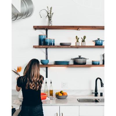 Aspect impecabil în bucătărie