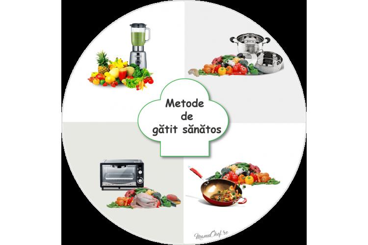 Gătește bogat în nutrienți